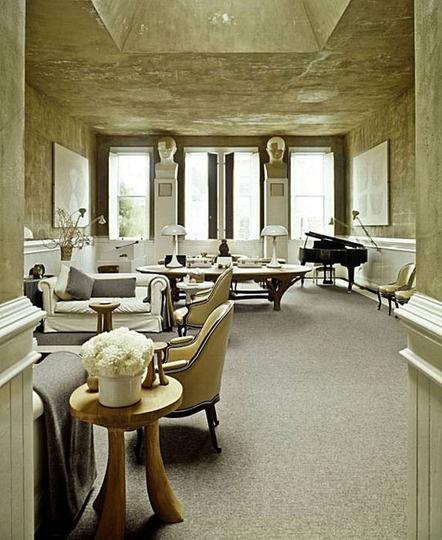John dickinson amy hirschamy hirsch for Greenwich ct interior designers