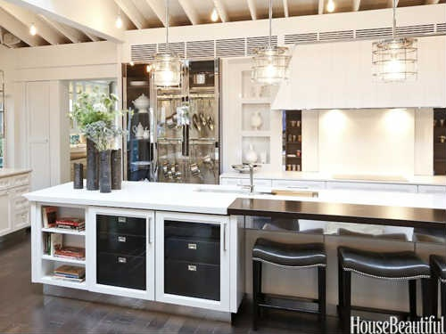 House beautiful kitchen of the year amy hirschamy hirsch for Beautiful kitchens